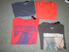 4 X MIXED COLORS TEE-SHIRTS -3XL/117cm-ALL NEW -PACK 48