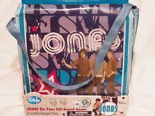JONAS ON TOUR CD BOARD GAME MESSENGER BAG DISNEY JONAS BROTHERS