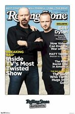 BREAKING BAD ~ TWISTED SHOW 22x34 TV POSTER Bryan Cranston Aaron Paul RS