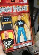WWE STONE COLD STEVE AUSTIN FIGURE RAW HEAT MOC
