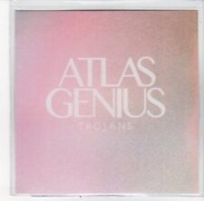 (DL500) Atlas Genius, Trojans - 2012 DJ CD