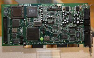 Vintage Creative Labs Sound Blaster 16 IDE CT1740 tested working snd31