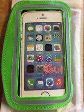 sports armband/ Money Holder/ Jogging Case For Iphone 6s Waterproof Green