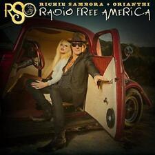 RSO (Richie Sambora & Orianthi) - Radio Free America (NEW CD)