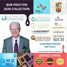 Bob Proctor Collection, Magic In Your Mind, Thinking Into Results, Living Legacy