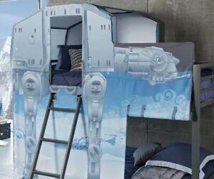Star Wars AT-AT bunk bed twin