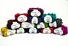GRUNDL FLOWER Uni KNITTING YARN WOOL - 100g - Buy 1, get 1 free