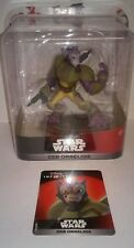 DISNEY INFINITY 3.0 ZEB ORRELIOS NEW OUT OF PACKAGING WITH WEBCODE CARD