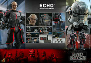 Hottoys Star Wars The Bad Batch 1/6th scale Echo Collectible Figure TMS042