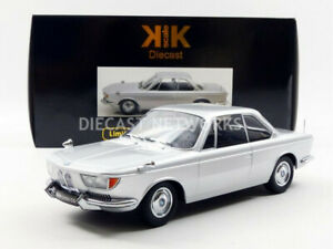 KK SCALE MODELS 1/18 - BMW 2000 CS - 1965 - 180123S