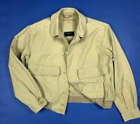 Valentino jeans jacket giacca uomo usato XL luxury giubbino bomber vintage T5993