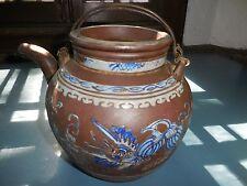 ching dynasty yixing zisha tea pot