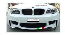 Performance Zier Streifen Aufkleber Folie Landesfarbe Sticker Italien Italy Deco