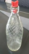 Vintage Collectible Soda Soft Drink Bottle with Zyp Screw in Cap