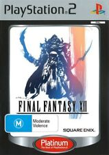 Final Fantasy 12 XII PlayStation 2 Game USED
