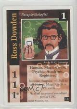 1995 On The Edge Collectible Card Game Standard Edition #A47 Ross Dowden k0w