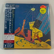 Rolling Stones - Still Life - SHM SACD Super Audio CD Japan SACD UIGY-9082