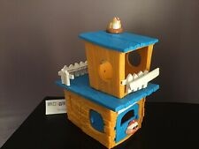 Vtg Playskool 1986 Potato Head Kids Clubhouse with Some Accessories