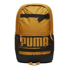 PUMA DECK BACKPACK, BUCKTHORN BROWN