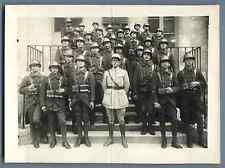 France, Ecole militaire de Saint Cyr. 4e Cie., 1er Section   Vintage silver prin