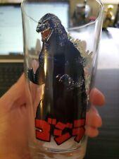 Godzilla . New Toon Tumbler 16 oz Pint Glass