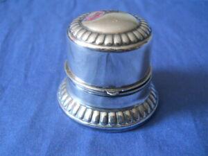 Birks Sterling Silver Ring Box