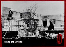 HAMMER HORROR - Series One - Card #70 - BEHIND THE SCREAMS -