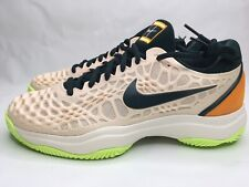 Nike Air Zoom Cage 3 CLY, Brand New, Woman's Tennis Shoes US7, UK4.5, EUR38