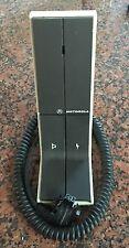 Motorola Desk Mic Astro Spectra, XTL HMN1050C Good Condition VHF/UHF/800