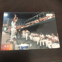Topps Stadium Club Cal Ripken Jr Box Topper Orioles HOF 2020