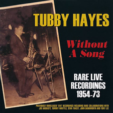 TUBBY HAYES-WITHOUT A SONGS RARE LIVE RECORDINGS-JAPAN 2 CD Ltd/Ed D86
