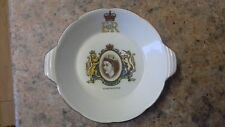Queen Elizabeth Coronation Commerative Plate