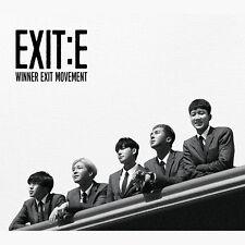WINNER EXIT : E W Version Album CD+Photobook+Badge+Film+Polaroid WESTMINSTER VER