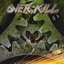 Overkill - The Grinding Wheel (NEW CD)