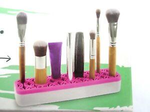 Kosmetikorganizer Silicon Make Up Cosmetics Organizer Aufbewarung Kocmetik NEU !
