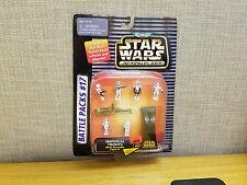 Star Wars Micro Machines Battle Packs #17, Imperial Troops, Brand New!