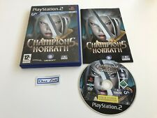 Champions Of Norrath - Sony PlayStation PS2 - PAL FR - Avec Notice