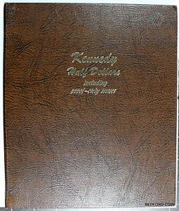 COMPLETE (43pc) SET 1964-1980 OF BU & PF KENNEDY SILVER  & CLAD HALF DOLLARS 50c