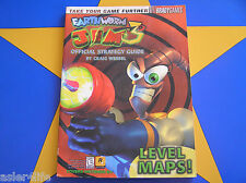 EARTHWORM JIM 3D - STRATEGY GUIDE
