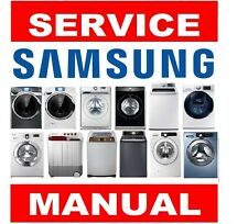 Samsung Washer and Dryer service repair manual Choose from 200+ models!