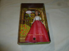 New Barbie Campus Sweetheart Gold Label Reproductio #1616 From 1965 Mattel 2007