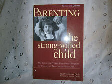 Book-Parenting Strong-Willed Child Clinically Proven Five-Week Program PB 2002