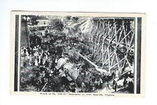 "RPPC Wreck Of The ""Old 97,"" September 27, 1903 Danville, Virginia 1940's ?"