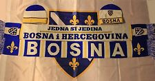 Bosnia & Herzegovina Football Scarve & Beanie Hat!