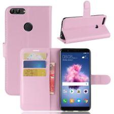 Cartera De Bolsillo PREMIUM ROSA para Huawei Enjoy 7s/P Inteligente