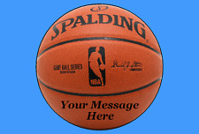 Basketball birthday party Cake topper edible image icing  FONDANT