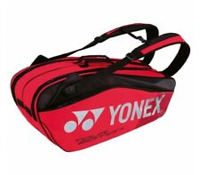 YONEX BAG 9826 flame red Tasche Badminton Tennis Squash Schläger