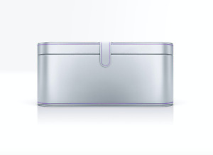 Dyson Supersonic Hair Dryer Case - Silver