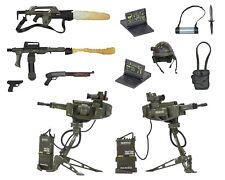 Pack Box ARMI ACCESSORI Soldati Marines USCM Figure Action ALIEN Predator NECA