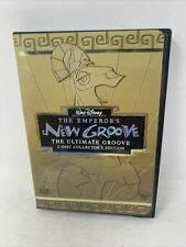 The Emperor's New Groove (DVD, 2-Discs, Ultimate Groove Special Edition) Disney